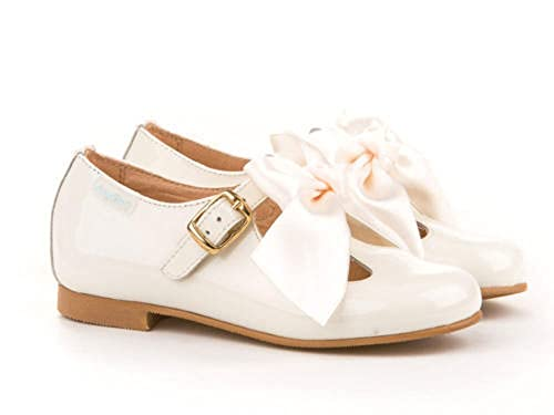 Zapatos beige Angelitos para bebé 4NWjQezc