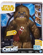 Star Wars - Chewie - Chewbacca Interactif - E0584