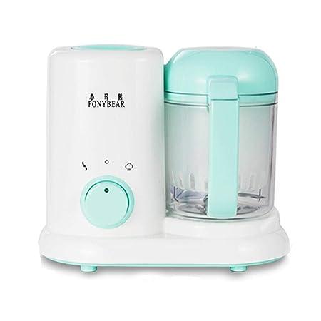Womdee Robot de Cocina al Vapor Procesador de Alimentos para Bebés ...