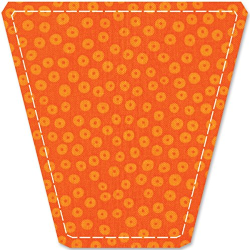 AccuQuilt GO! Fabric Cutting Dies; 6-1/2 inch; Tumbler - Die Cuts Piecing