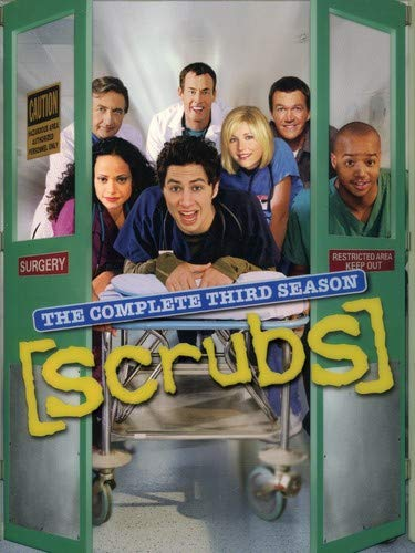 Scrubs - The Complete Third Season (Scrubs Set Box)