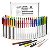 Crayola Super Tips, Washable Markers, 80 Count, Includes Scented Markers, Great for School Projects, Doodling & Coloring
