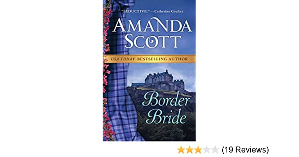 Border Bride The Border Trilogy Book 1 Kindle Edition By Amanda