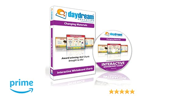 Amazon.com: Daydream Education Interactive Whiteboard Body Organs ...