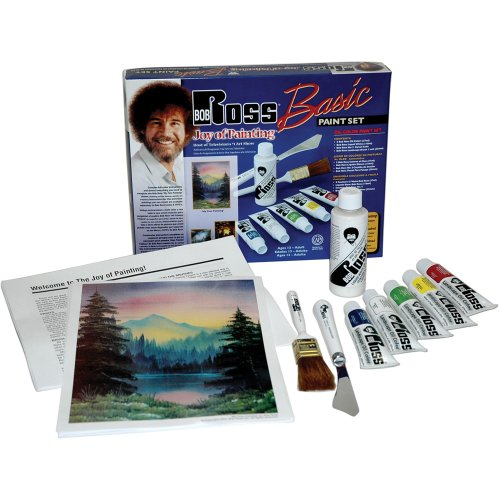 Martin & F. Weber Bob Ross Basic Paint Set (R6505)