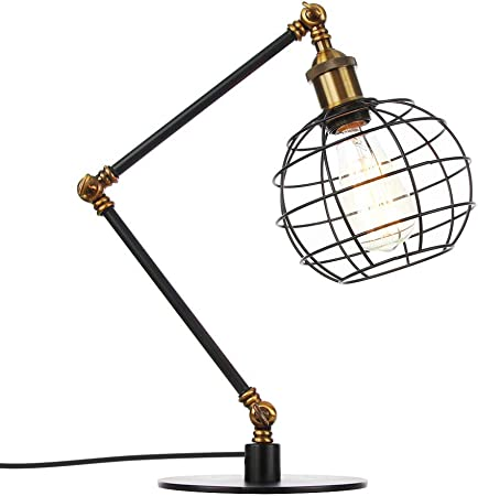 Retro Adjustable Desk lamp, Long arm