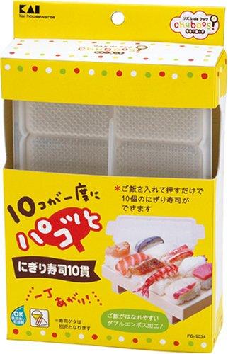 Kai FG5053 Chuboos Nagiri Sushi Press by Kai (Image #1)
