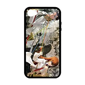iPhone 6 plus 5.5 Case, [steins gate] iPhone 6 plus 5.5 Case Custom Durable Case Cover for iPhone6 plus 5.5s TPU case (Laser Technology)