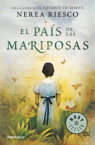 El país de las mariposas (Spanish Edition) by [Riesco, Nerea]