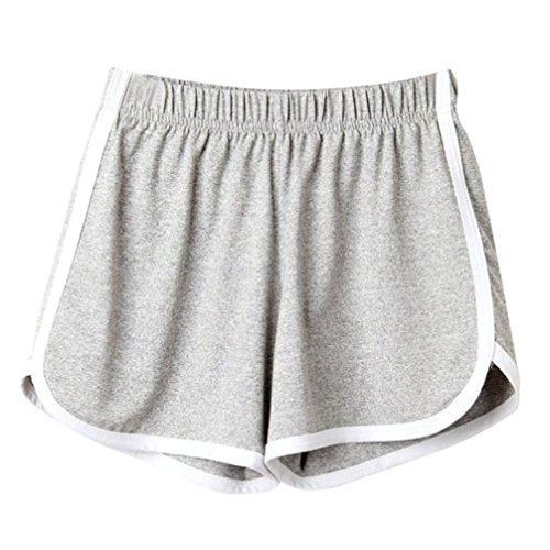 Estate Sumtter Grigio Sexy Donne Pantaloni Caldo Casuale Pantaloncini Corti rwwHCqcpa