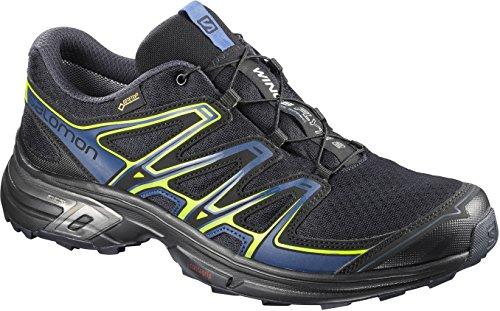 bleu À Blue Running snorkel Sky Noir Course De Salomon Chaussures night Pied 2 Trail Homme Flyte graphite Wings Foncé Gtx Et H8C61qw