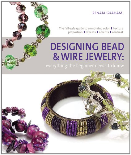 Designing Bead and Wire Jewelry: Everything the Beginner Needs to (Making Bead Wire Jewelry)