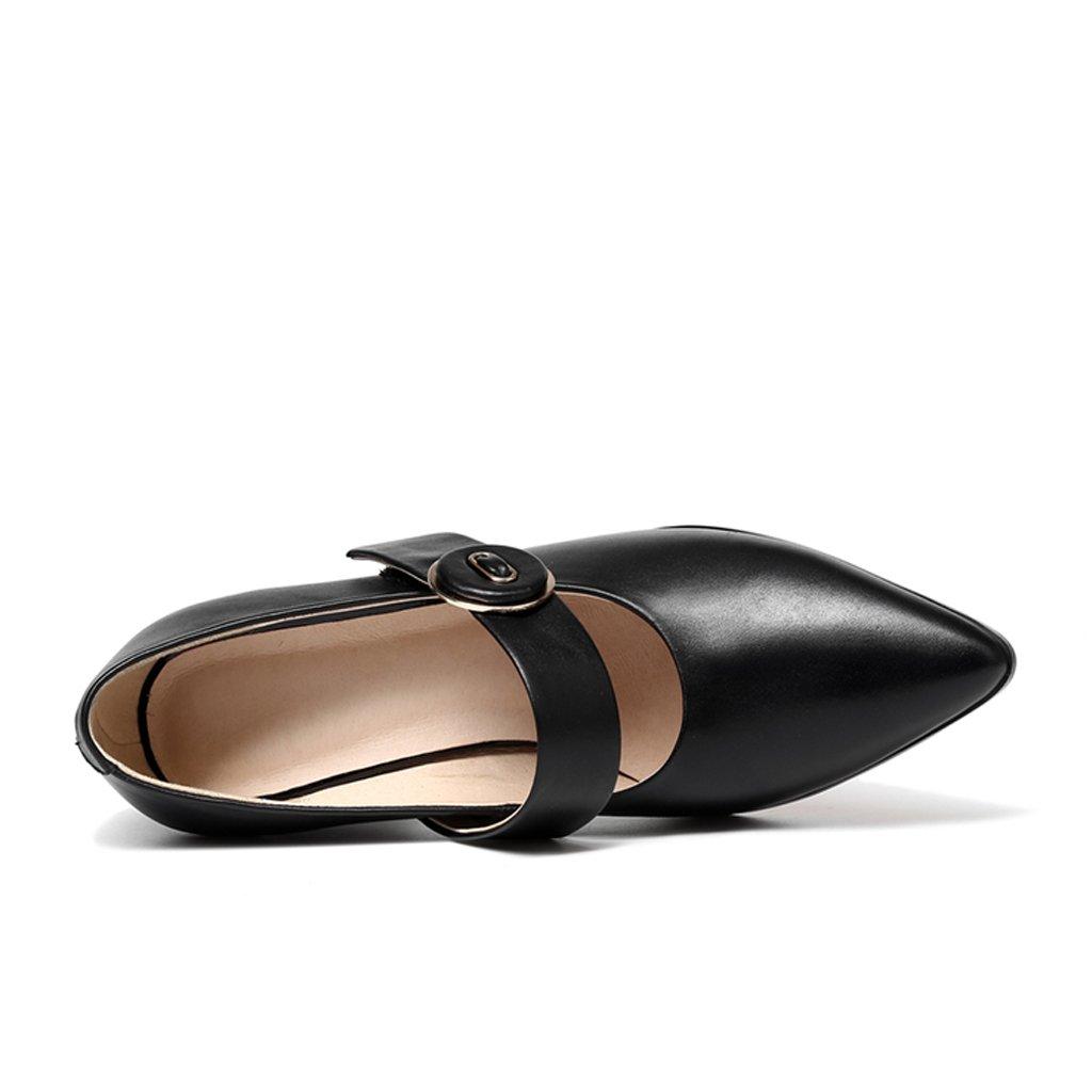 Con Nuevos Yubin Zapatos Femeninos Juventud Femenina Un La Solo qTtAv