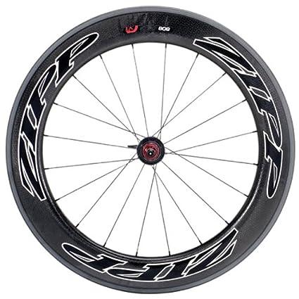 Zipp AR 808 700 FC Decal - Rueda para bicicleta, color negro