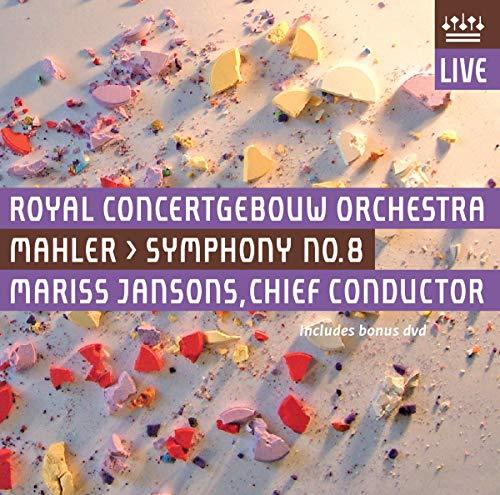 Mahler: Symphony No.8 (Bonus Blu-Ray)