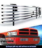99 dodge ram sport grill - eGrille Stainless Steel Billet Grille Grill Fits 94-01 Dodge Ram Not For Sport