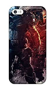 Brand New 5/5s Defender Case For Iphone (deathstroke)
