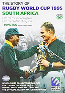 1995 Rugby World Cup - The Full Story [DVD] [Reino Unido]