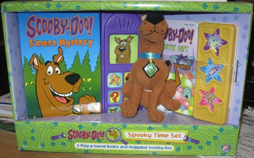 Book and Plush 2 Book Set Scooby