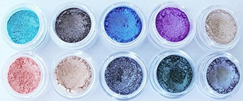 NEW! Glamour My Eyes Mineral Eyeshadow Set for Fabulous Brow