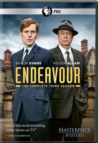 Masterpiece Mystery: Endeavour, Series 3 (All The Best For Future Endeavours)