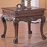 Coaster Home Furnishings 5098 Traditional End Table, Brown
