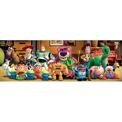 Poster rolled up Toy Story Design: Cast: Toy Story: Amazon ...