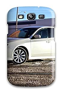 Hot Tpye Car Reviews Case Cover For Galaxy S3