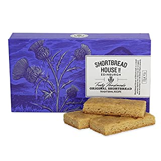 Shortbread House of Edinburgh's Original Recipe Shortbread Fingers, 6 Ounce