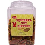 NECCO Squirrel Nut Zippers (Pack of 240)