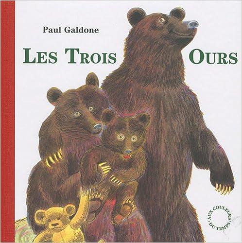 Livres gratuits en ligne Les trois ours epub, pdf
