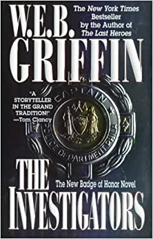 Book W.E.B. Griffin: Badge of Honor Series, Books 5-7: The Assassin, The Murderers, The Investigators