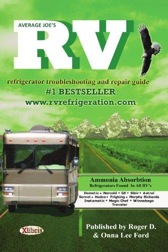 Average Joe's RV Refrigerator: Troubleshooting & Repair Guide (Refrigerator Manuals)
