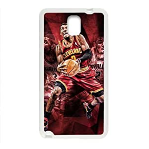 Happy Kyrie Irving Cleveland Cavaliers NBA Phone Case for Samsung Galaxy Note3