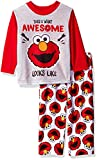 Sesame Street Boys Elmo 2-Piece Pajama Set
