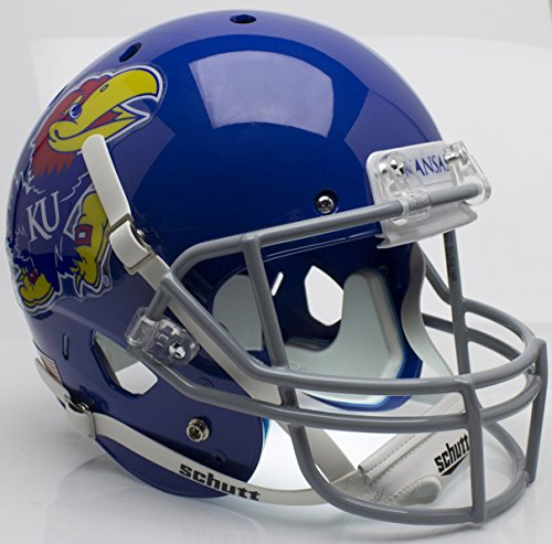 NCAA Kansas Jayhawks Replica XP Helmet by Schutt