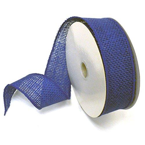 morex-ribbon-burlap-wired-ribbon-1-1-2-inch-by-10-yard-spool-royal-blue