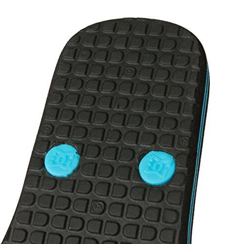 DC Kinder Sandale Spray Sandalen Jungen Black/Blue