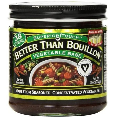 Better Than Bullion Vegetable Base, 8 Ounce (Pack of 6)