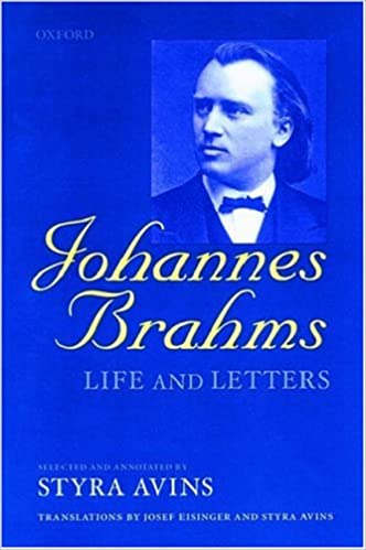 Johannes brahms life and letters johannes brahms styra avins johannes brahms life and letters fandeluxe Choice Image