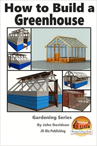 Book How to Build a Greenhouse