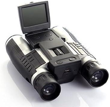 Opinión sobre Agente007 - Prismaticos Binoculares Digital 12X con Camara Full HD Pantalla LCD Y Grabacion En Micro SD