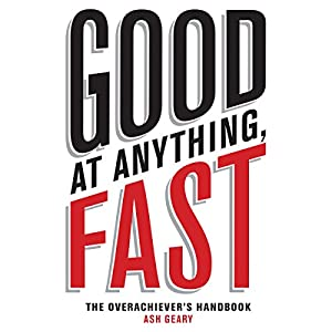 Good at Anything, Fast! Audiobook