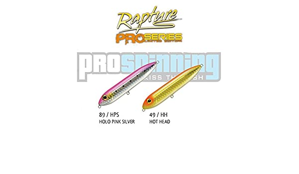 RAPTURE - MAD STICK- Señuelo pesca - Spinning - COLOR HH - HOT ...
