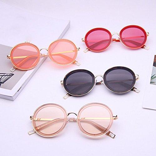 YL Gafas de Sol Al Aire Libre Mujer Océano Película Gafas ...