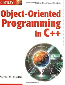 Object-Oriented Programming in C++ by Nicolai M. Josuttis (2002-12-13)