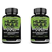 Huge Mule XL 2 Month Supply - 120 Capsules