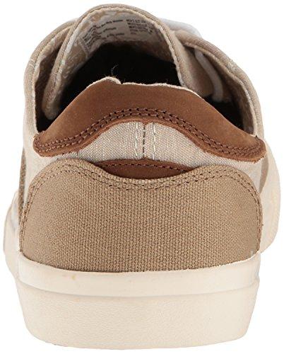 Crevo Hombres Tiller Fashion Sneaker Cream