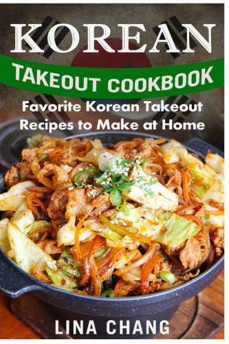 Product review for korean takeout cookbook black and for J kitchen korean japanese restaurant