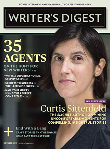 Writer's Digest [Print + Kindle]